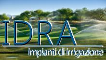 impianti di irrigazione per giardini pubblici e privati, impianti di irrigazione per parchi, impianti di irrigazione per campi sportivi
