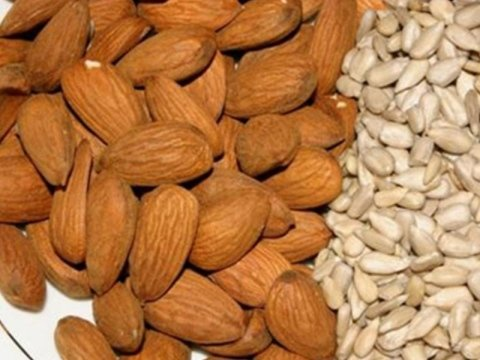 Almond production and processing