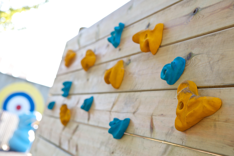 Climbing Walls, Playgrounds