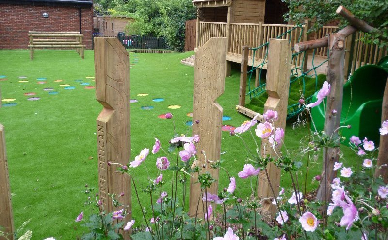Nature Learning Areas Designed In Kent Amp South East London