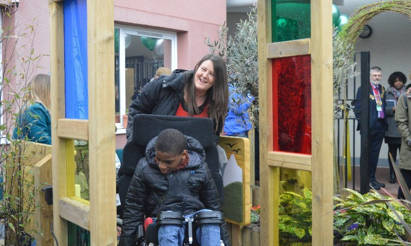 School Playground design & installation at Greenvale School in Lewisham, London | Playcubed Playgrounds