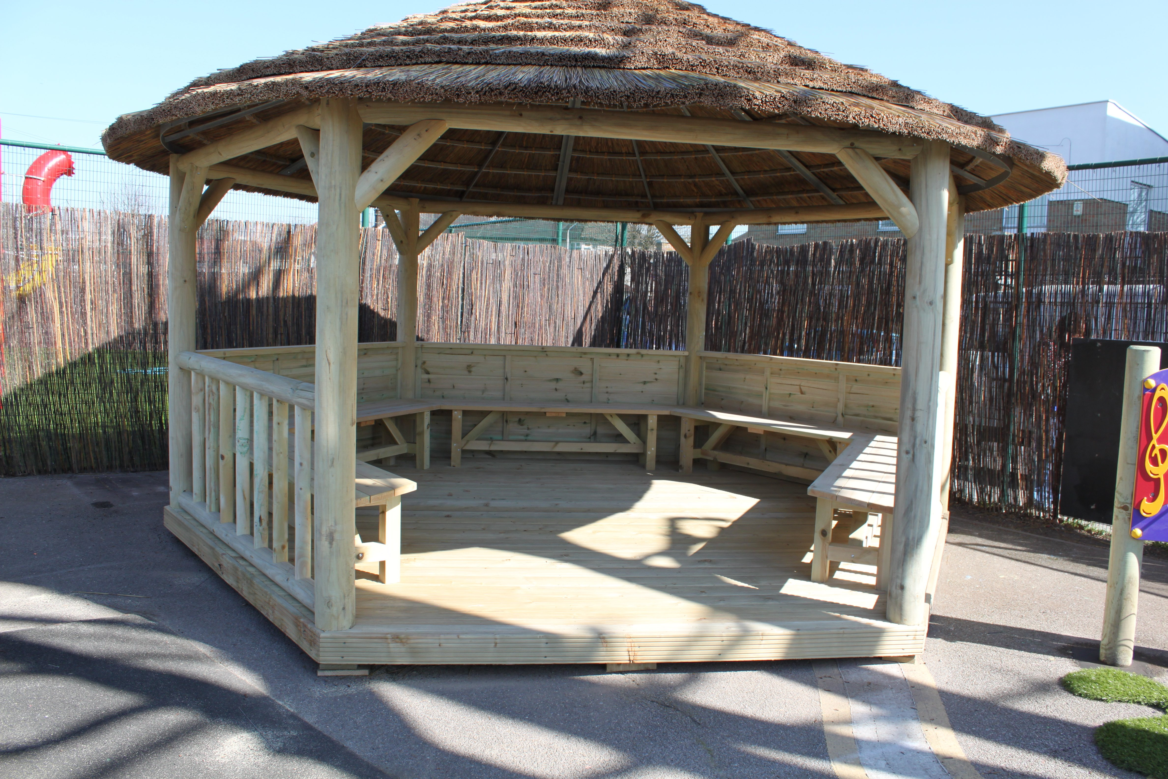 Outdoor Classroom Design In Kent Amp South East London