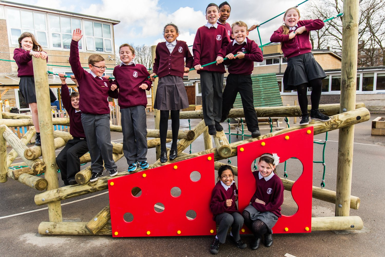 Primary and Junior Schools | School Playground Design and Installation