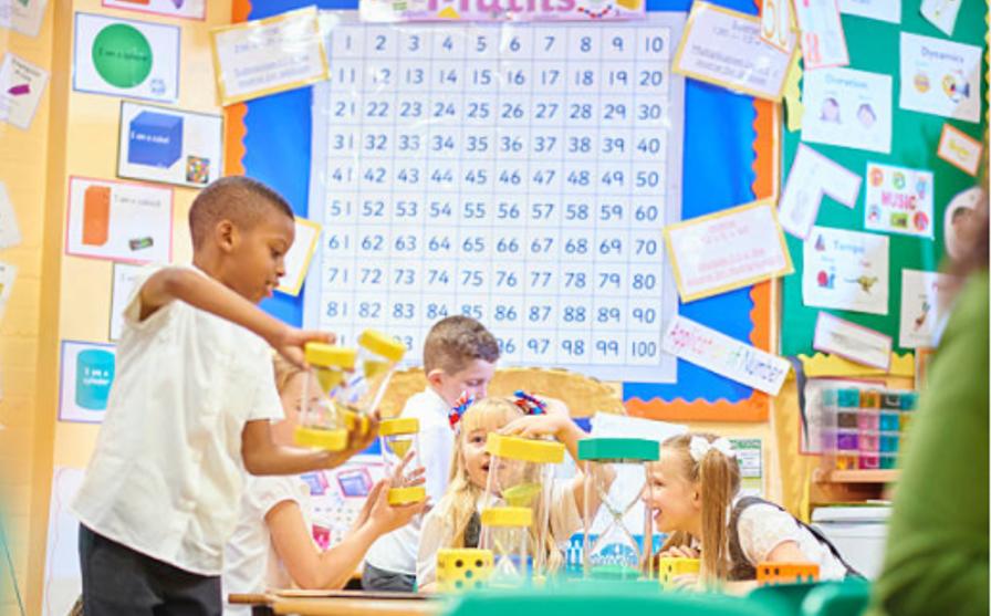Playcubed - Play and Mathematics | School Playground Design and Installation