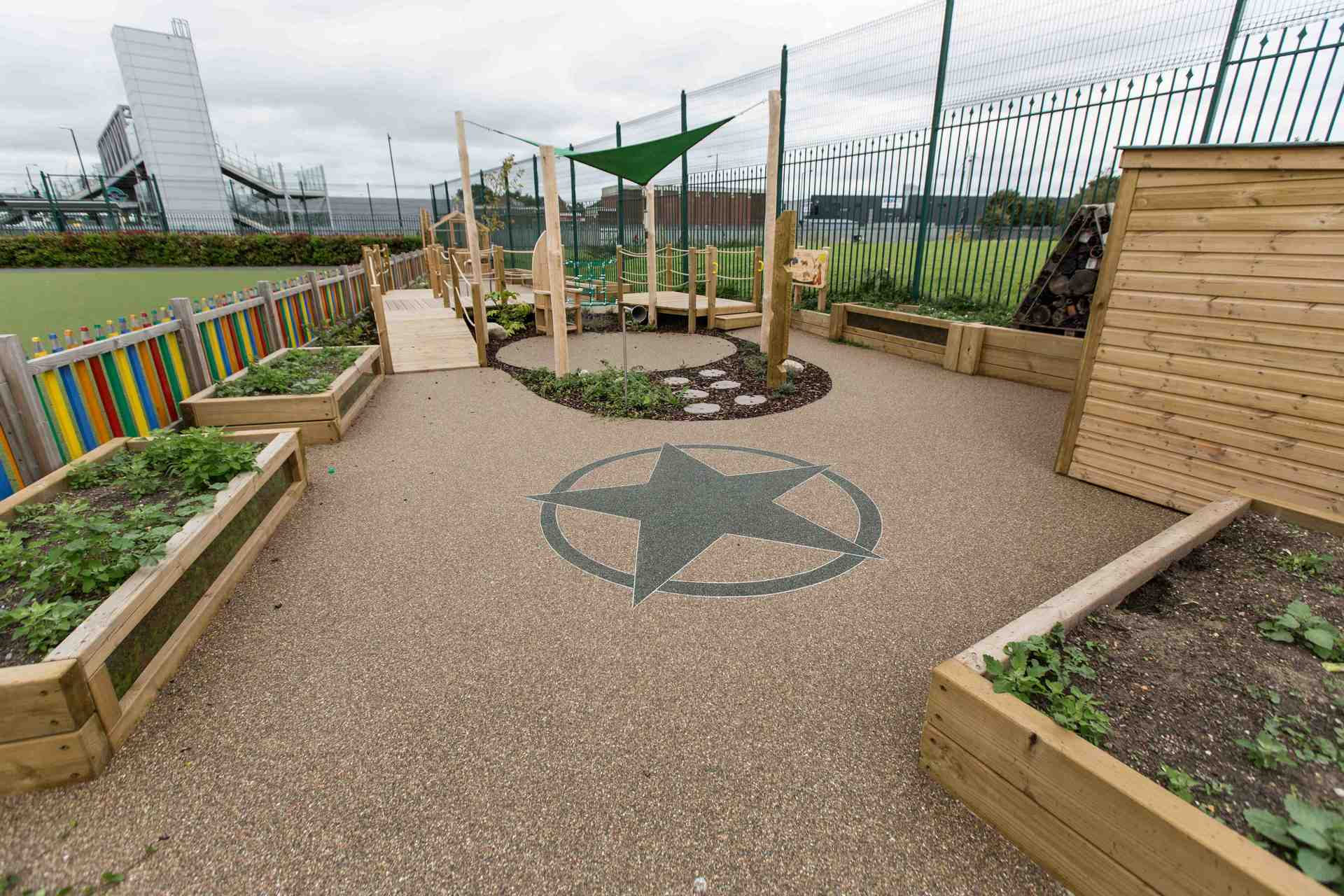 School Play Area Design and Installation