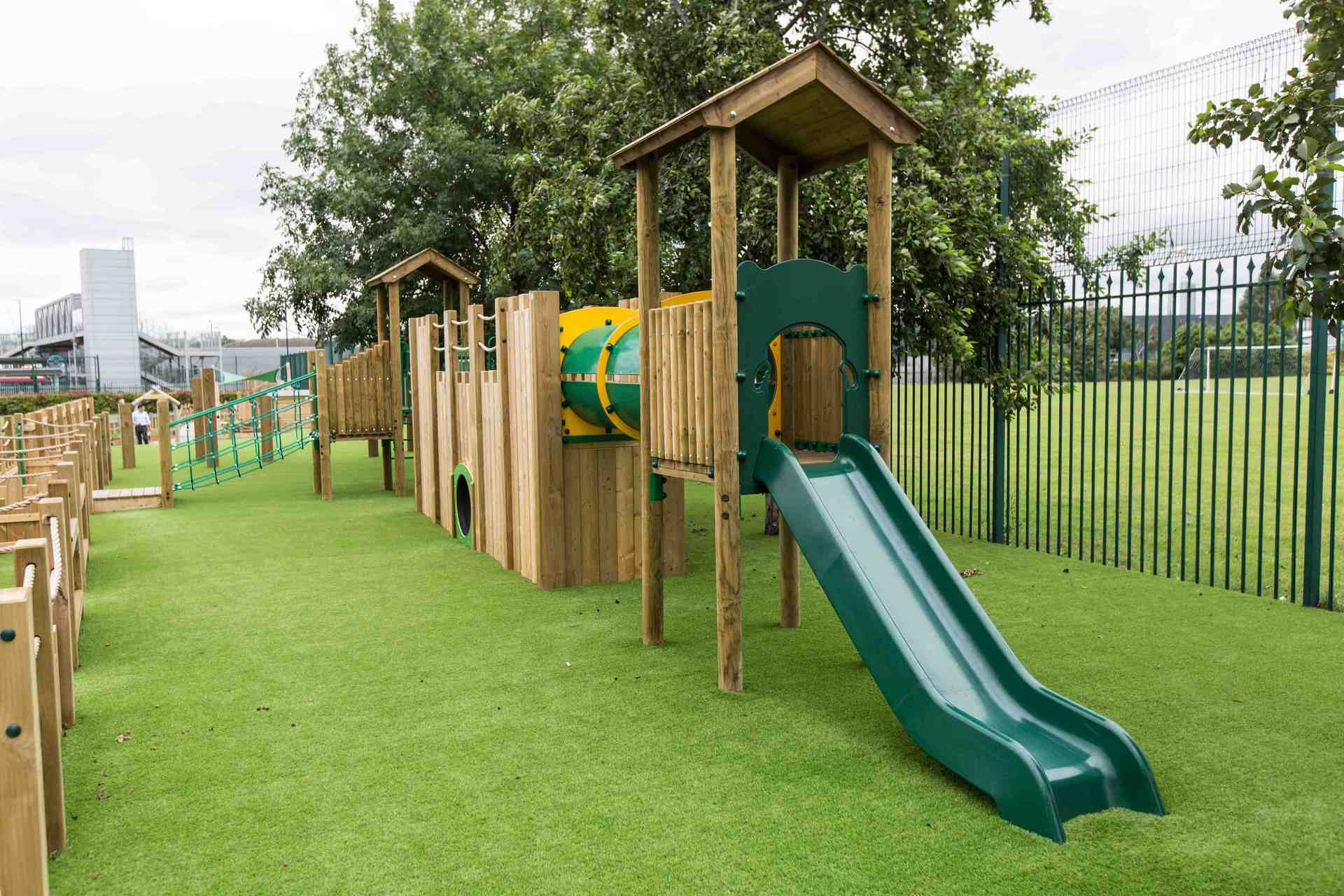 School Play Areas & Playgrounds | Design & Install | London