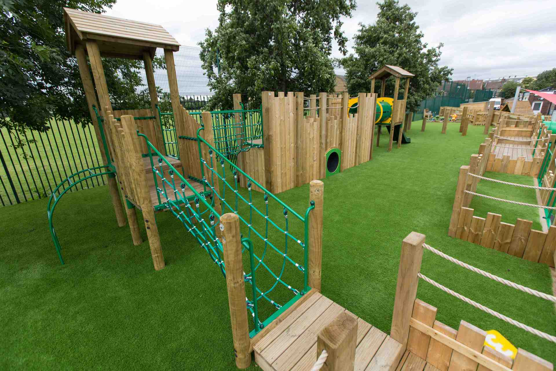 School Playgrounds & MUGAs | London & South East