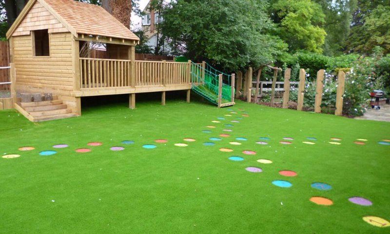 School Playground design & installation at The Perse Pelican School in Cambridge, South East | Playcubed Playgrounds