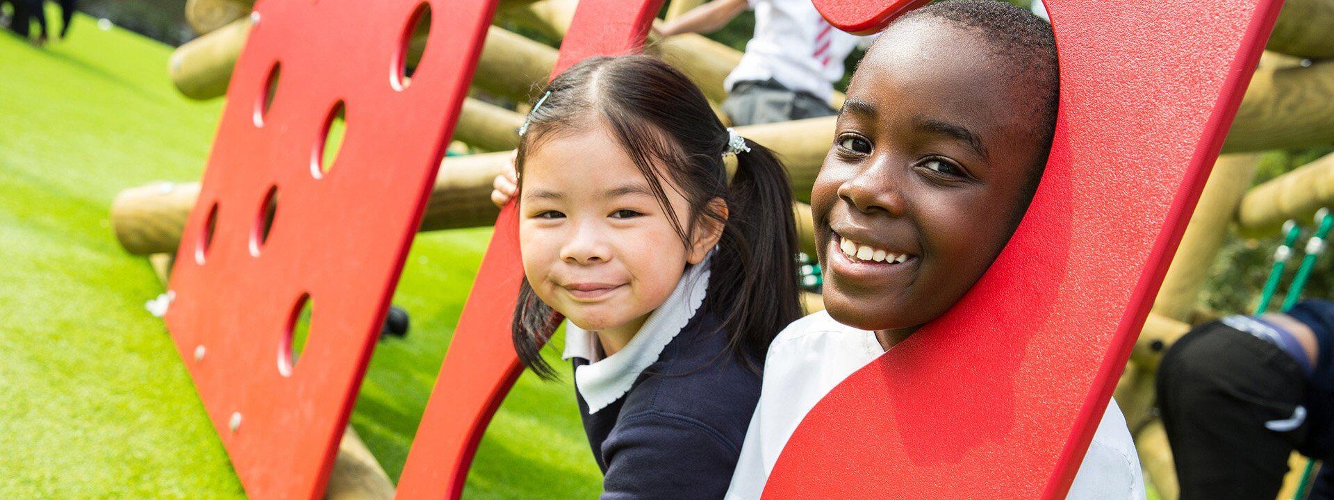 Playground funding