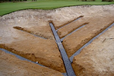 MUGA drainage