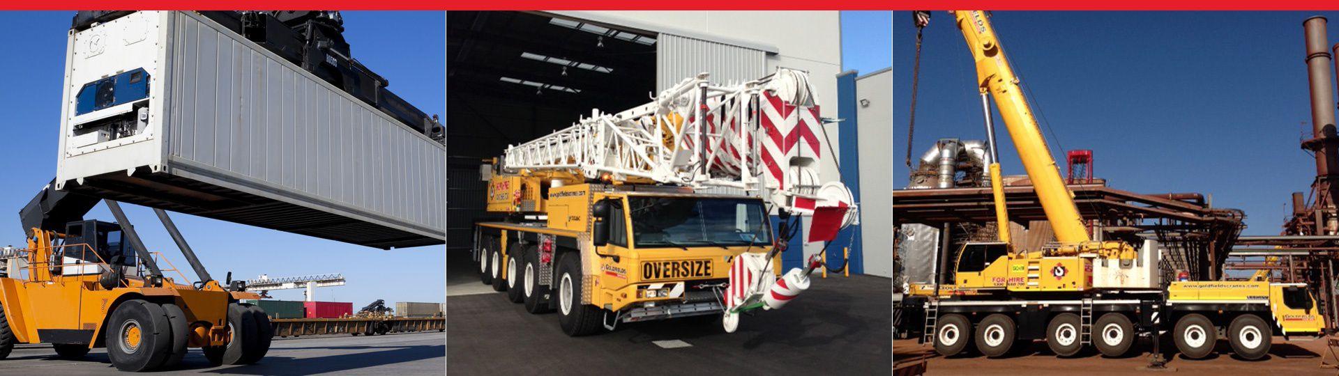 Crane Hire | Western Australia | CraneCorp Australia Pty Ltd