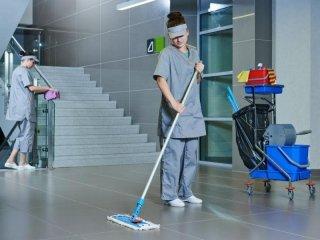 pulizia azienda