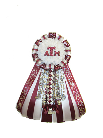 Texas A&M Petite Homecoming Mum