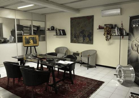 Sala riunioni Italpneus