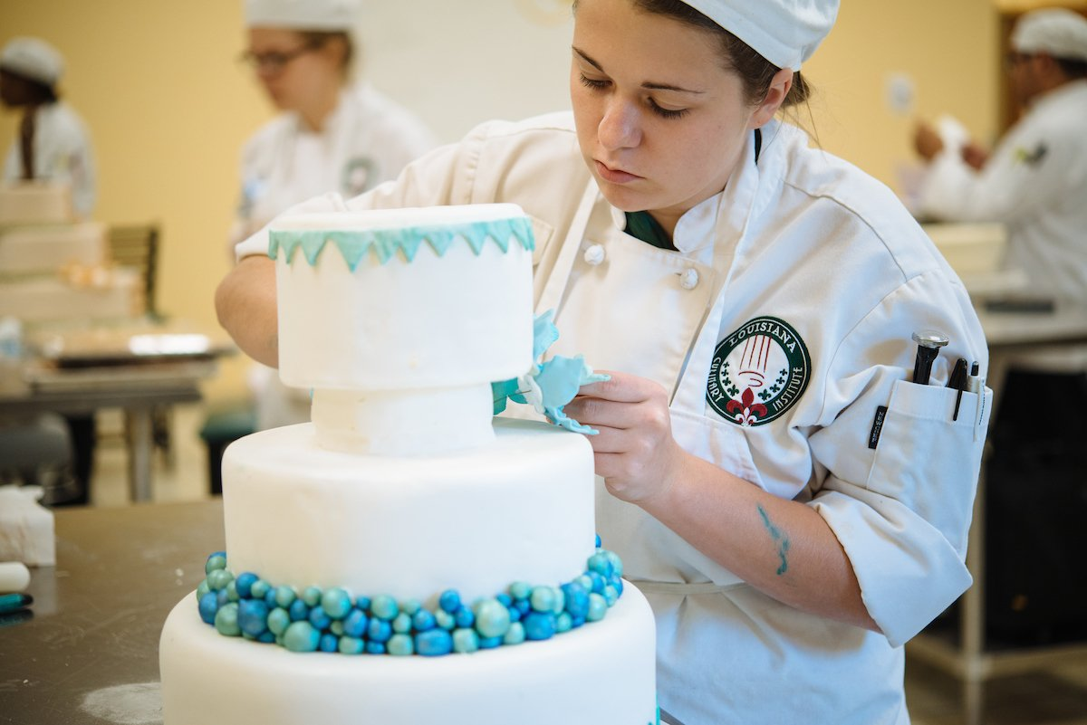Baking & Pastry Program in Louisiana
