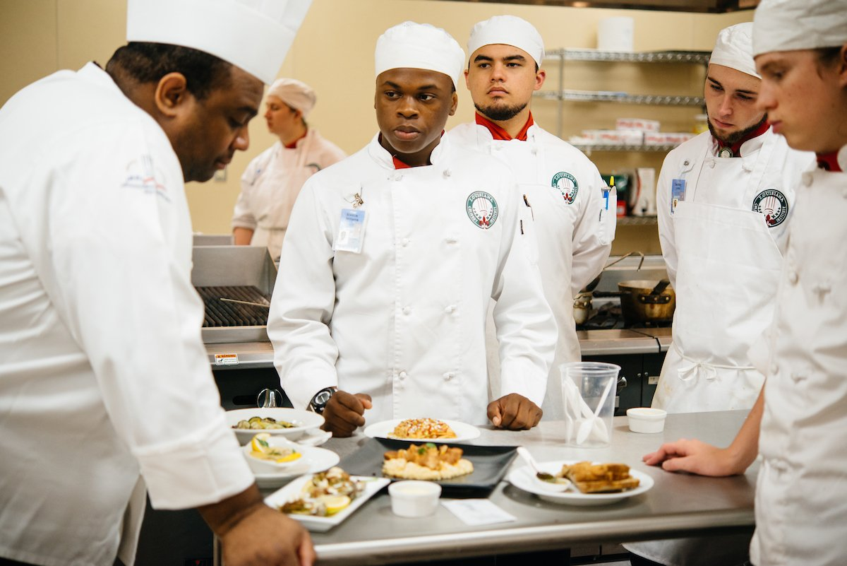 Culinary Arts Program in Louisiana