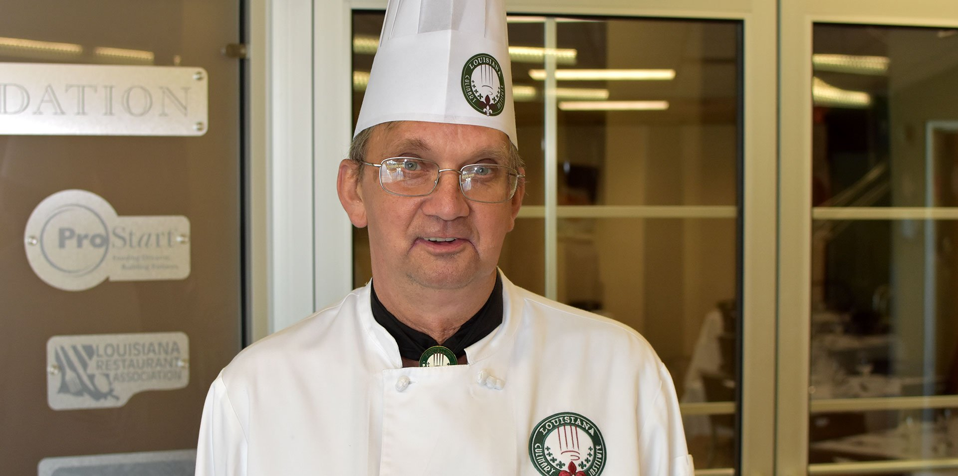 Chef George Michael Dunn Chef Instructor at LCI