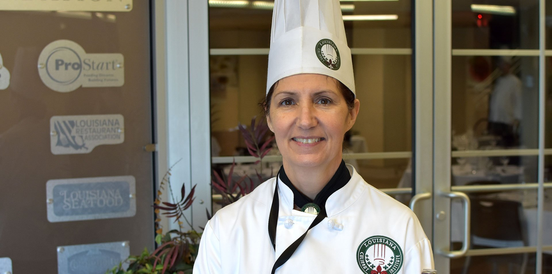 Chef Christina Nicosia Lead Pastry Instructor at LCI
