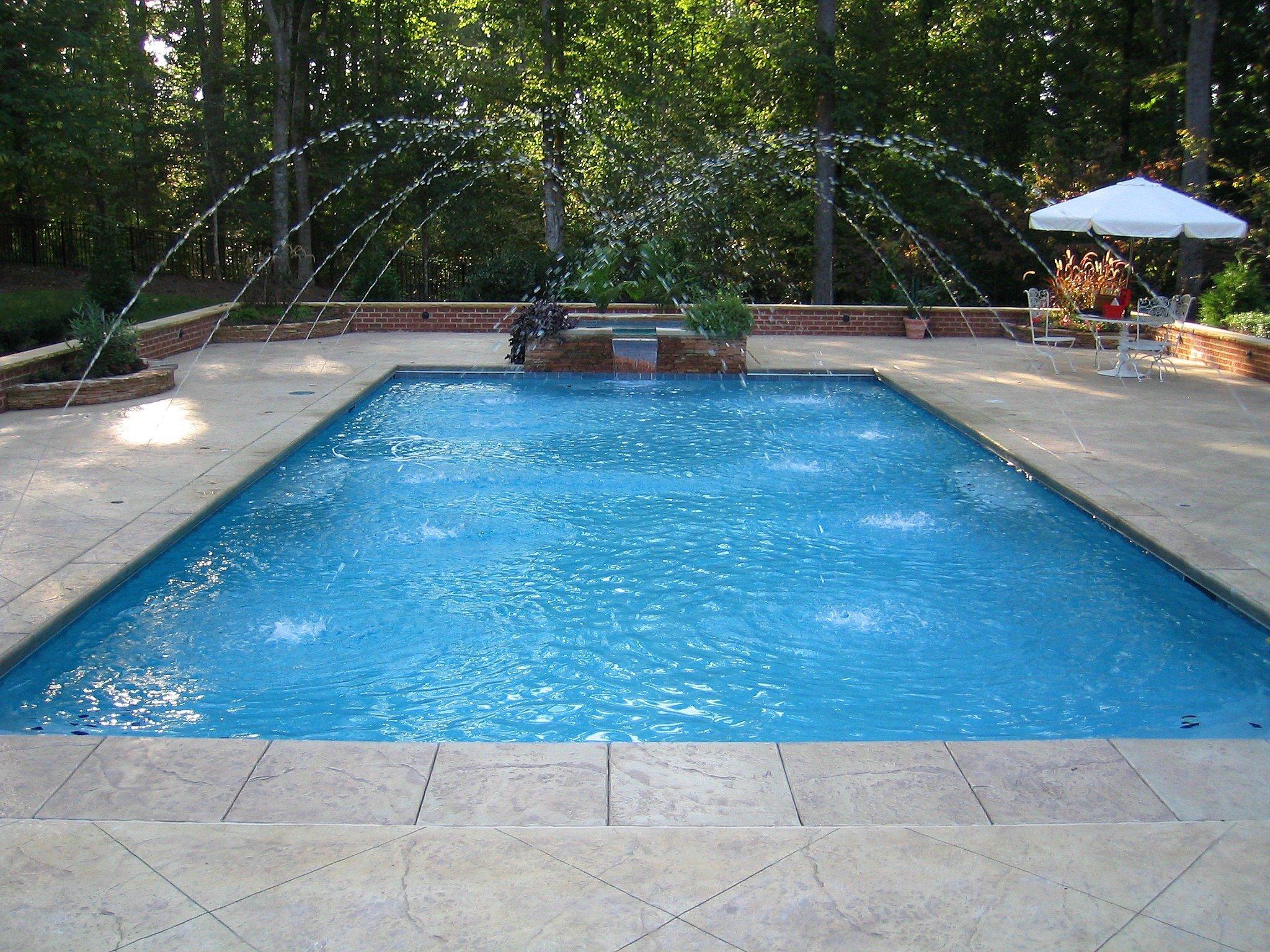 Cassini Pool