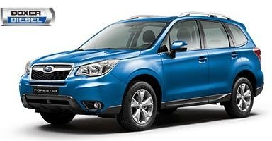 FORESTER 2.0D STYLE