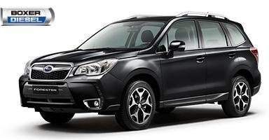 FORESTER 2.0D SPORT UNLIMITED
