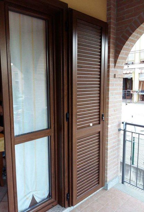 persiana di finestra