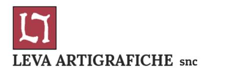 LEVA ARTIGRAFICHE - LOGO