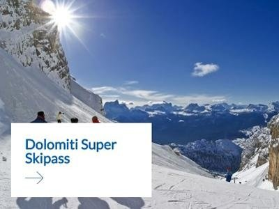 Dolomiten Winterpass
