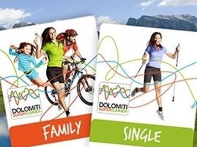 Dolomiti Summer Card
