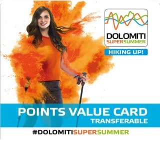 point value card