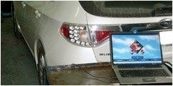 Installazione metano auto
