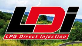 LDI Impianto ad iniezione liquida gpl BRC