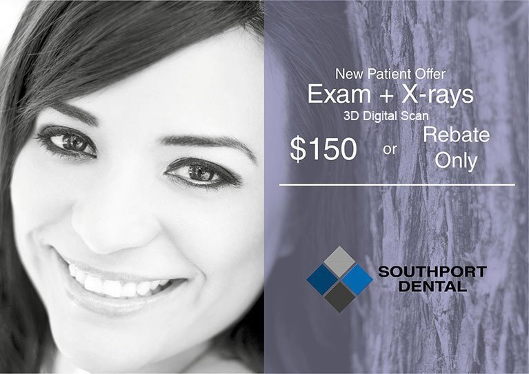 southport dental - new patient promotion
