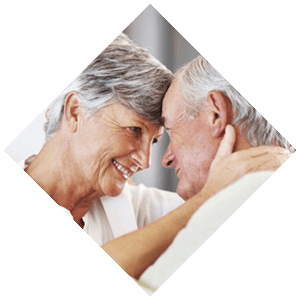 Southport Dental Mature Couple