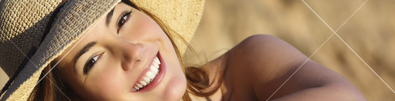 Teeth whitening retainer in Southport