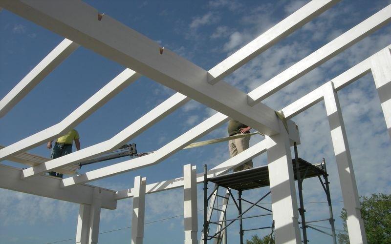 Realizzazione strutture portanti