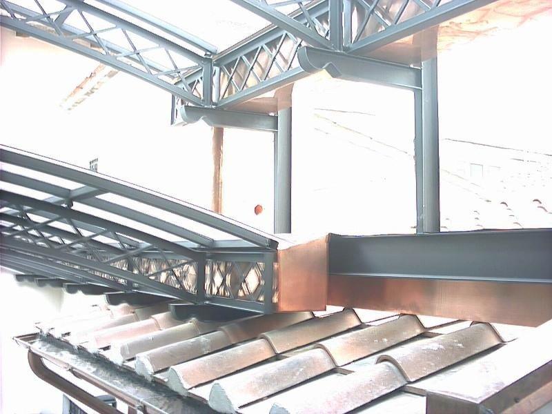 Strutture portanti in ferro