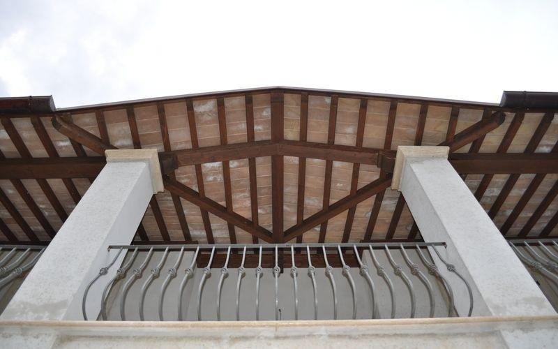 Tetto e balconate