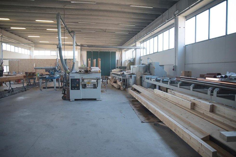 macchinari lavorazioni legno