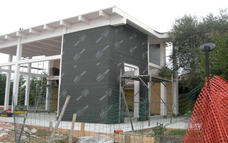 Muratura in cemento