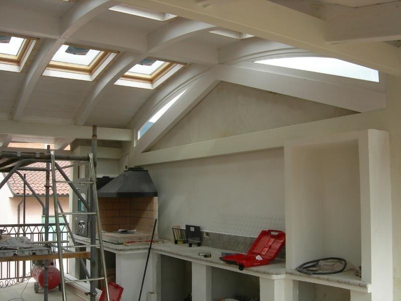 Rifinitura tetto