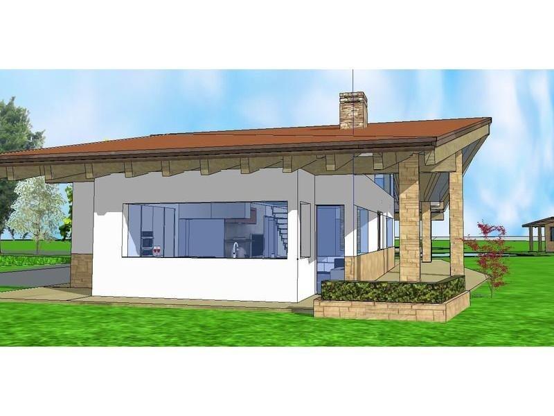 Progettazione villa unifamiliare