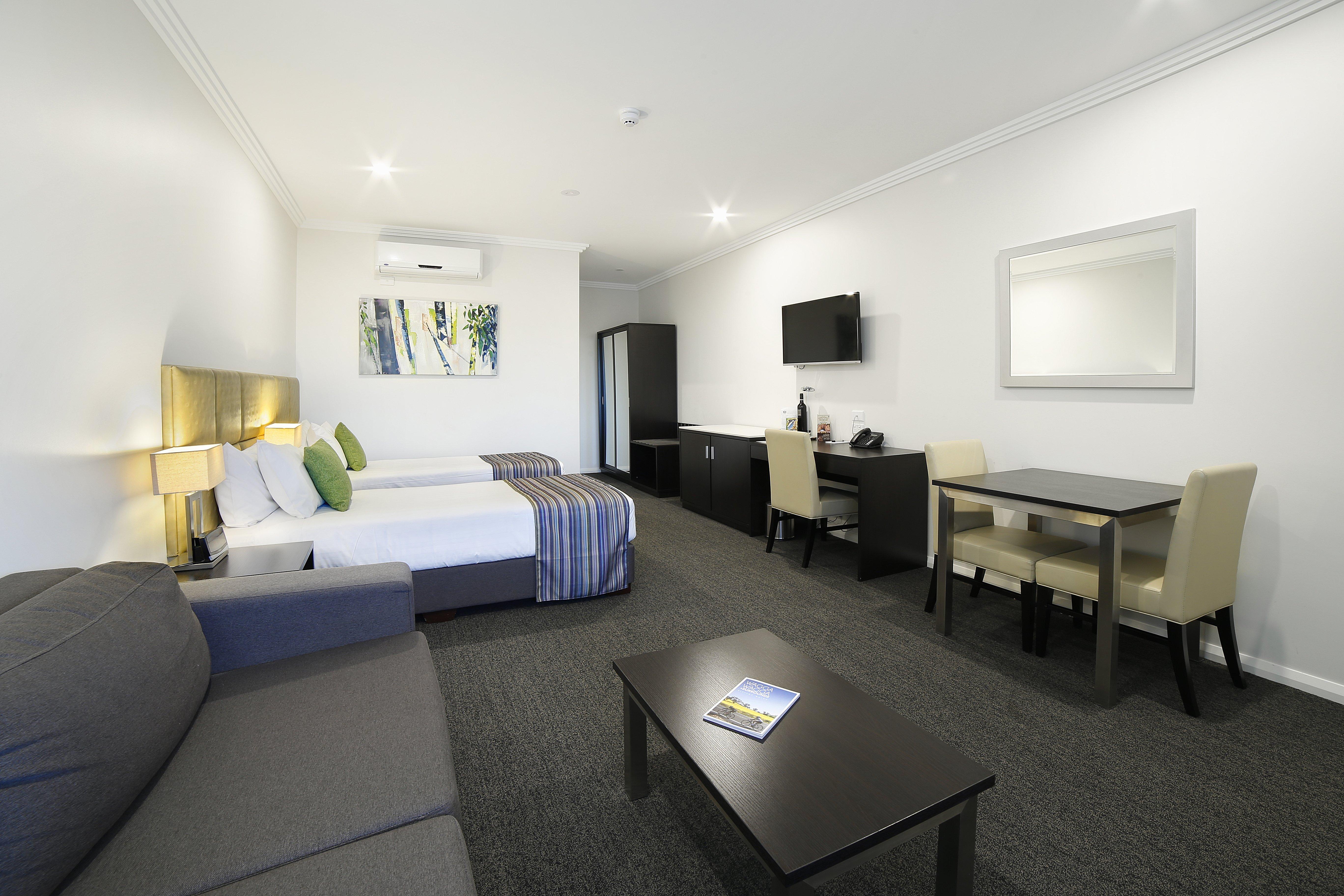Hotel Accommodation, Wagga Wagga, NSW