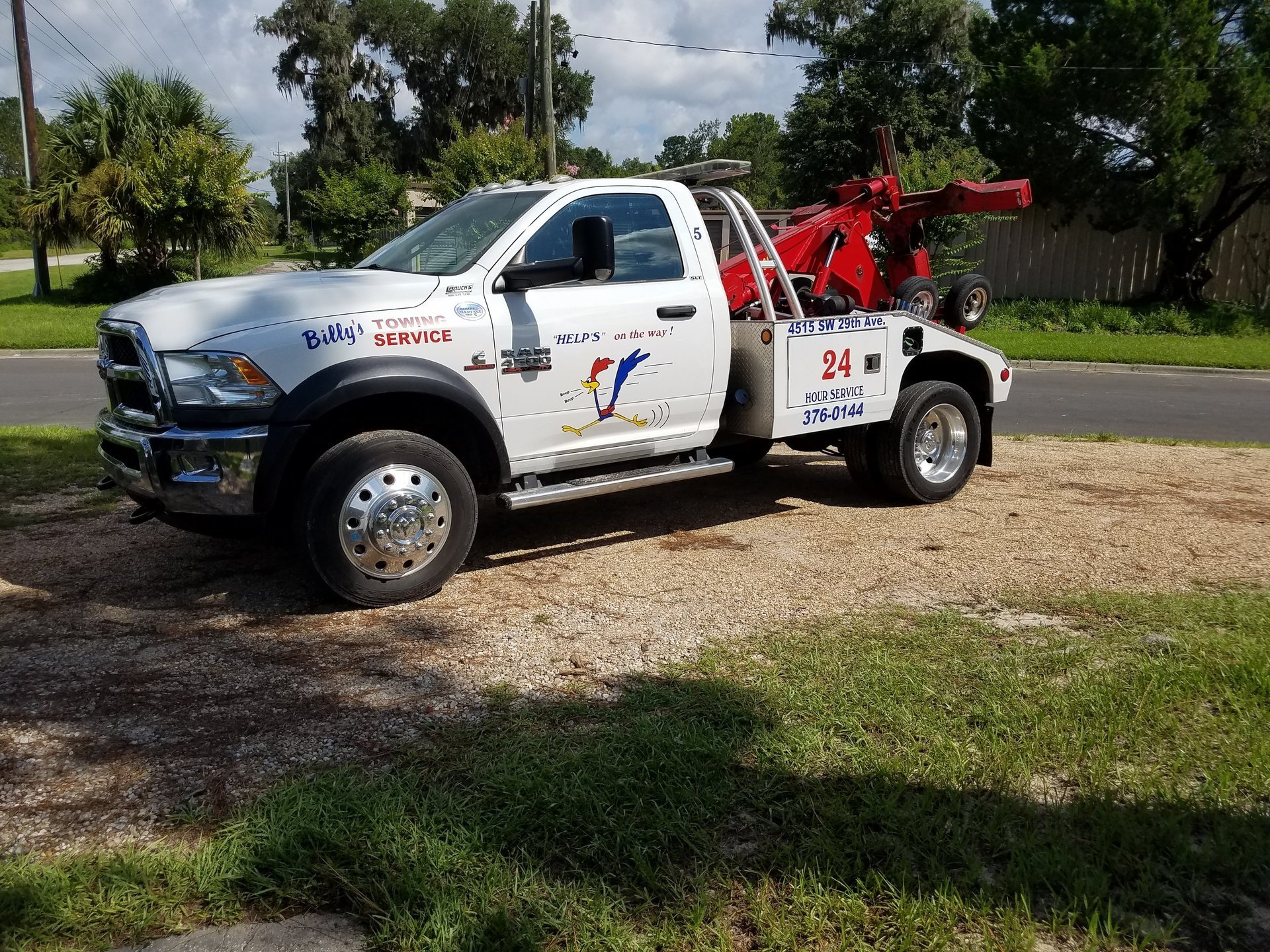 Towing Services Gainesville, FL