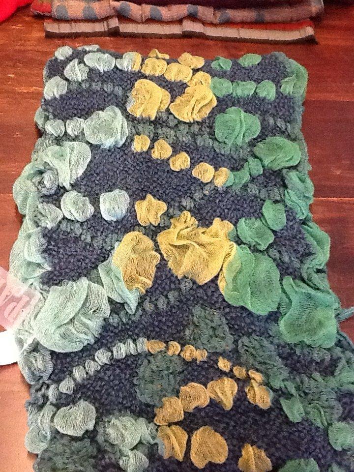 lana verde