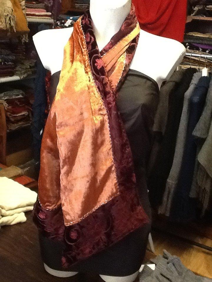 foulard rame