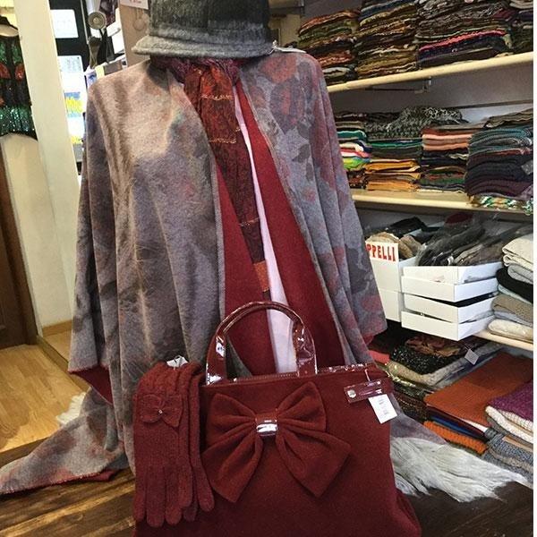 collezione invernale Tobia Foulard
