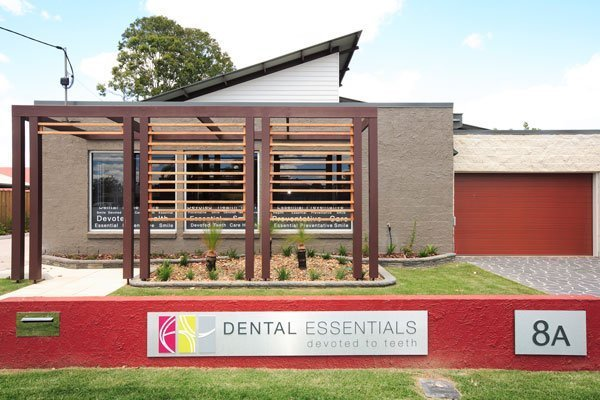 dental essential streetview