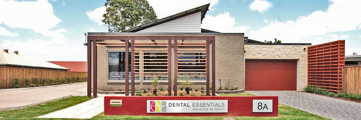 dental essentials hospital front view