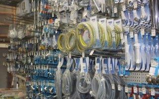Tubi e attrezzature per idraulici
